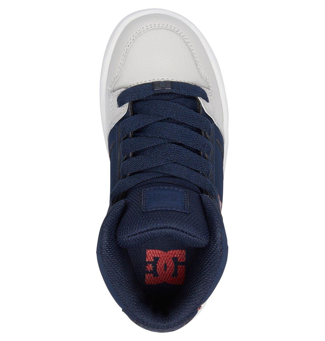 5f7753f4cfc2b 3 Pure HT SP - Chaussures montantes pour Garçon 8-16 ans Bleu ADBS100258 DC