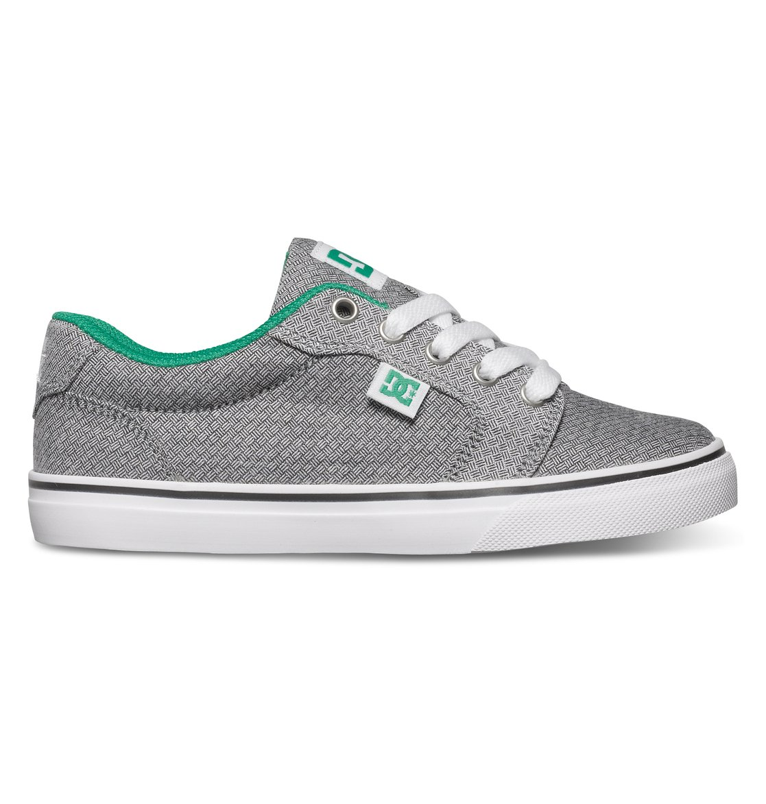 huge discount 654fd cdc36 Anvil TX SE - Low Top Skaterschuhe ADBS300064 | DC Shoes