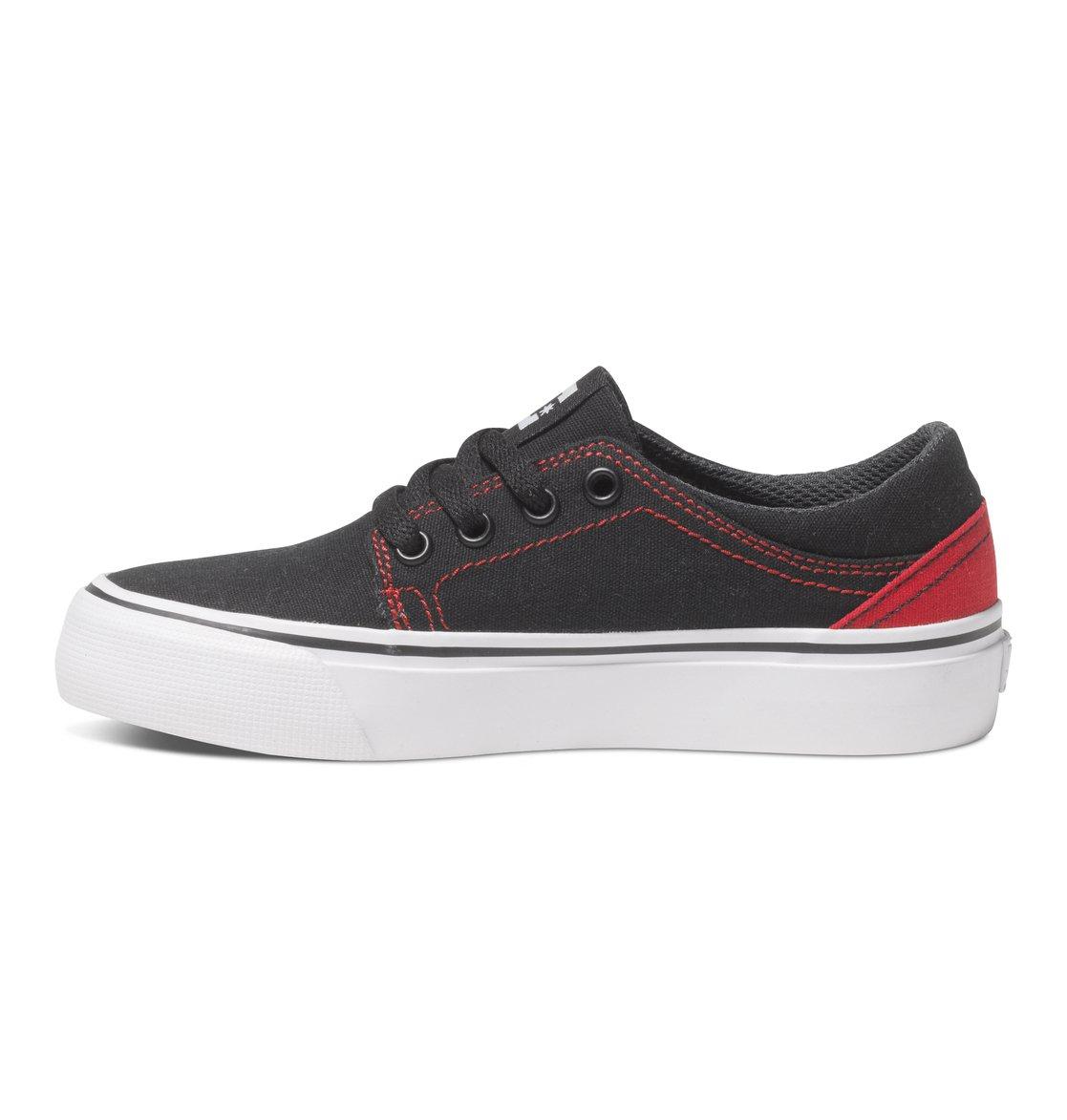 de04a7209fdcc 2 Trase TX - Chaussures basses Noir ADBS300084 DC Shoes