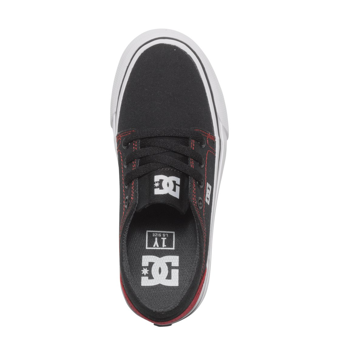 6fb8583c85356 3 Trase TX - Chaussures basses Noir ADBS300084 DC Shoes