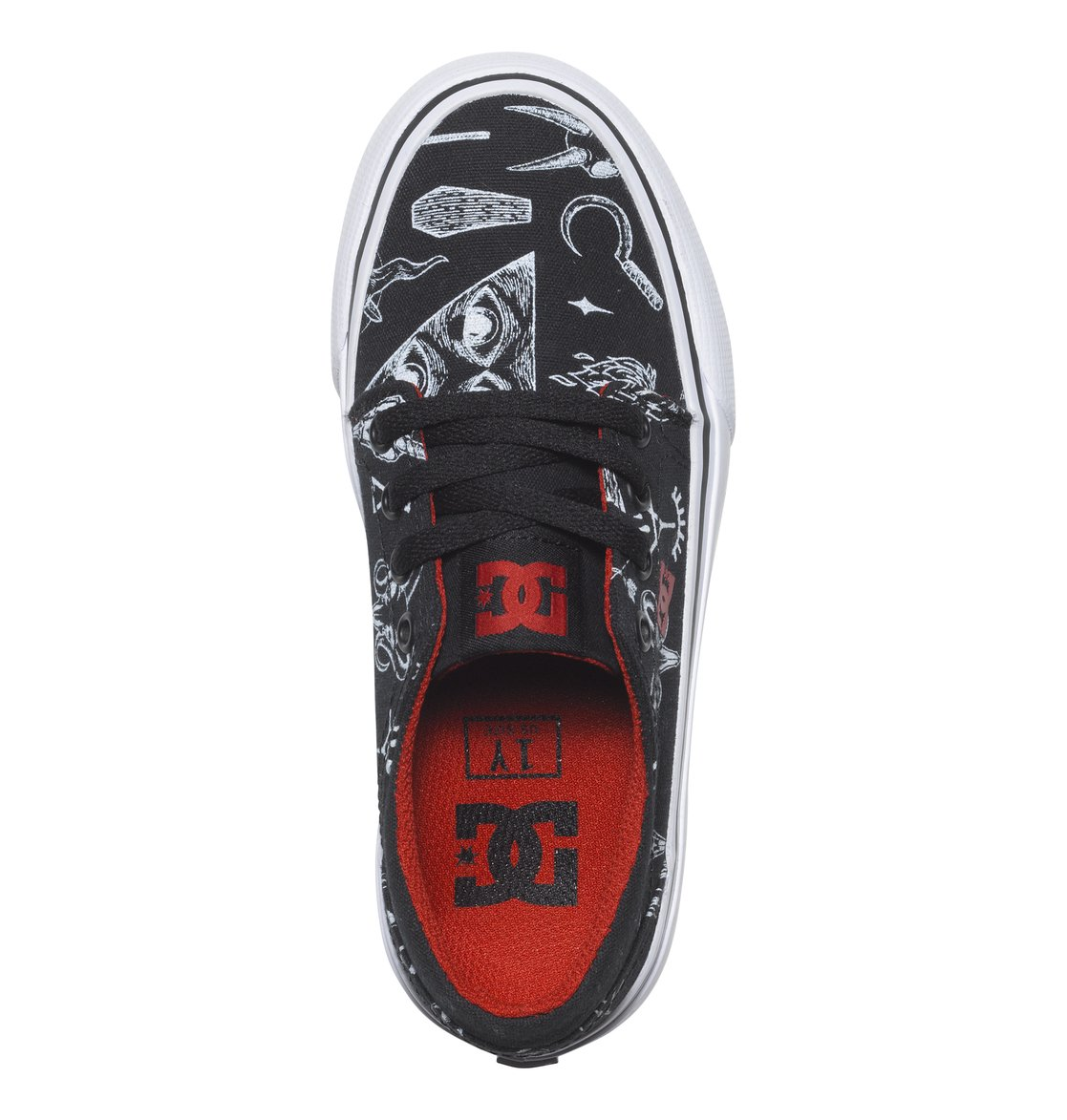 8c57b3b7d2 3 Trase SP - Low Top Schuhe Schwarz ADBS300129 DC Shoes