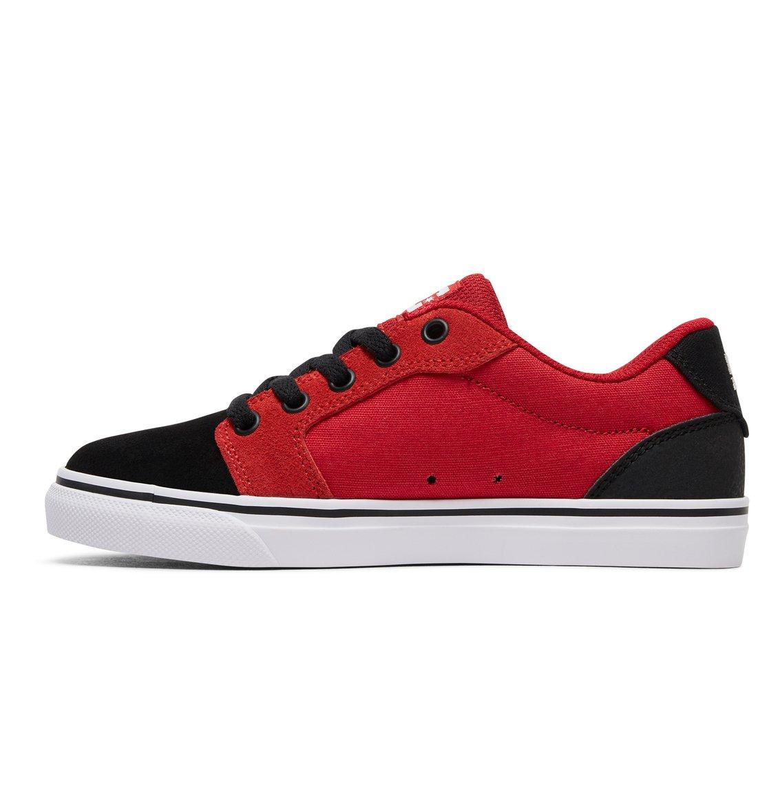 48fb105a35caa 2 Anvil - Chaussures pour Garçon Noir ADBS300245 DC Shoes
