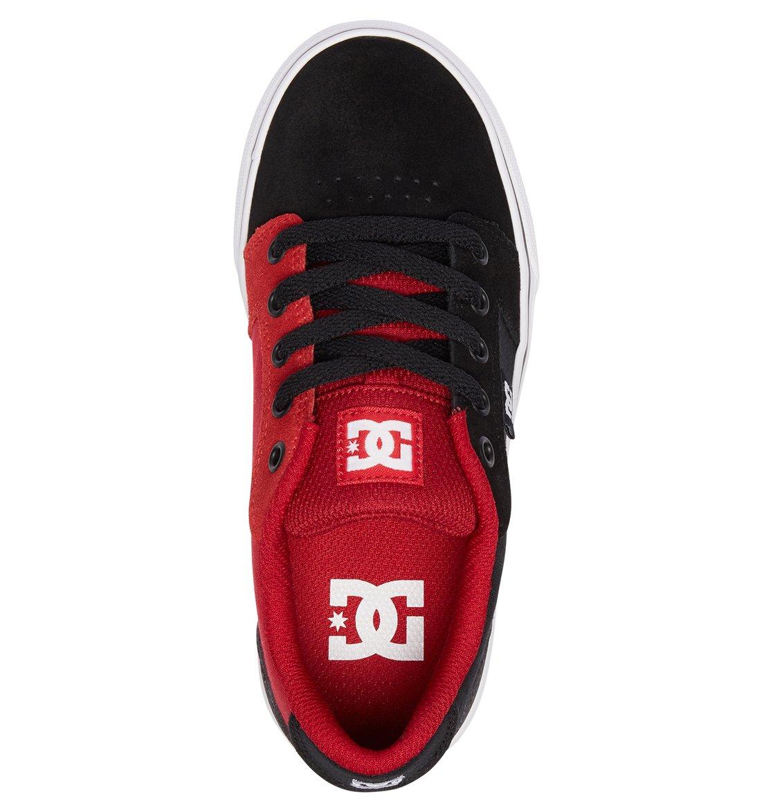 8d183f83c011e 3 Anvil - Chaussures pour Garçon Noir ADBS300245 DC Shoes