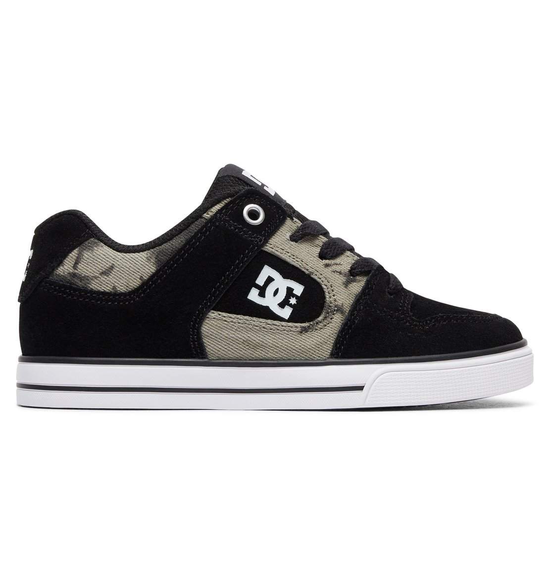 cdf63212 0 Pure SE - Shoes for Boys Black ADBS300258 DC Shoes