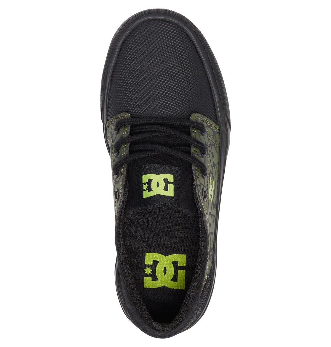 c1f11b7da519af 3 Trase SE - Shoes for Boys Blue ADBS300264 DC Shoes