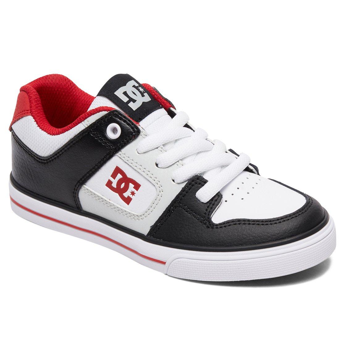 51e0b59dc DC-Shoes-Pure-Zapatillas-para-Ninos-ADBS300267 miniatura 6