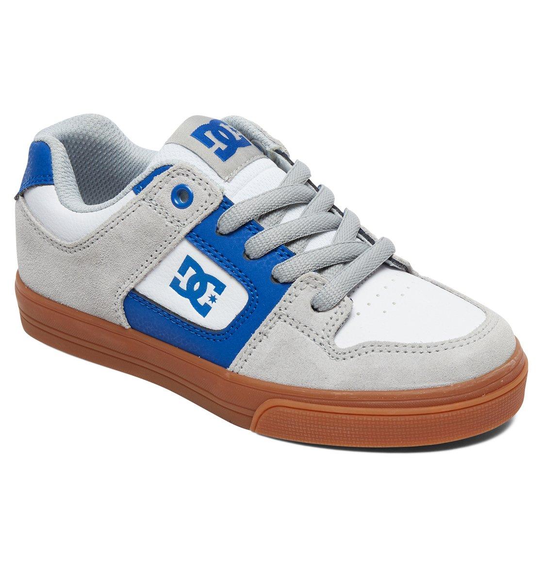 7e8adf63a DC-Shoes-Pure-Zapatillas-para-Ninos-ADBS300267 miniatura 18