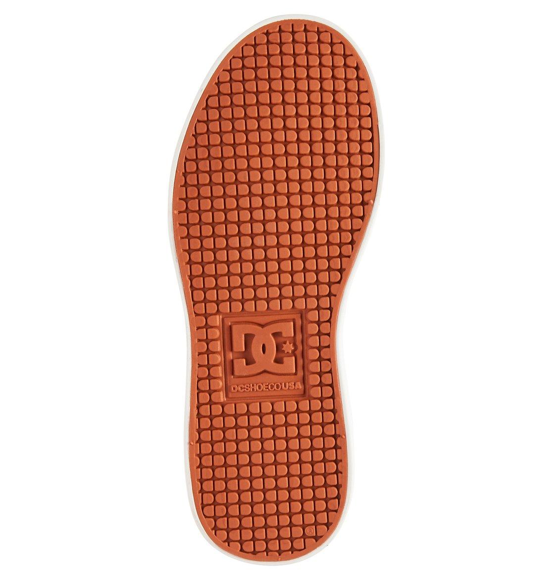 ebf97dcdf 4 Pure - Zapatillas para Chicos Rojo ADBS300267 DC Shoes