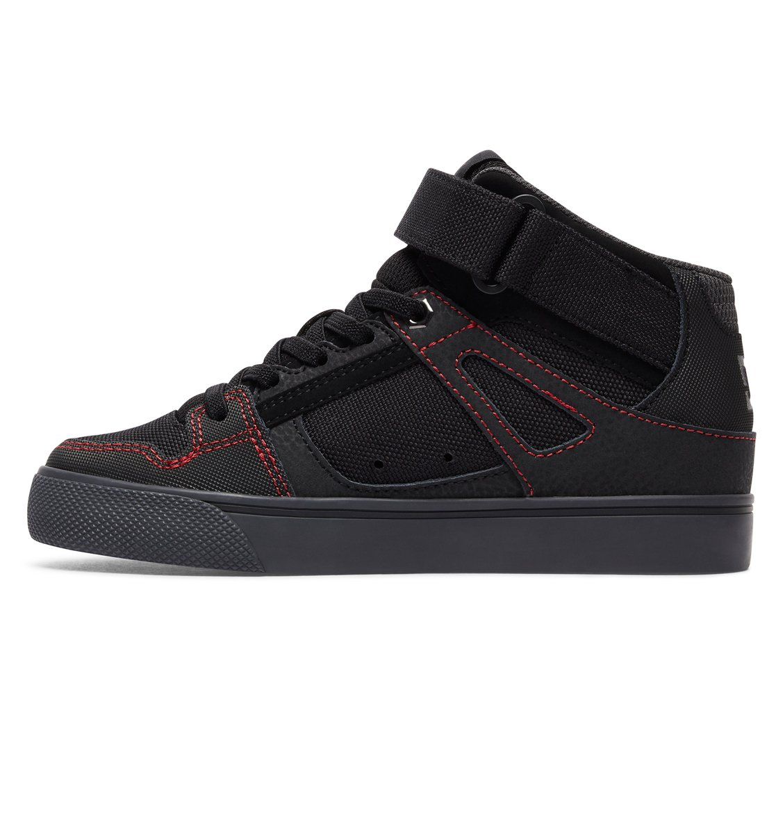 fbf14abe7c7c Pure High SE EV - High-Top Elastic-Laced Shoes for Boys ADBS300270 ...