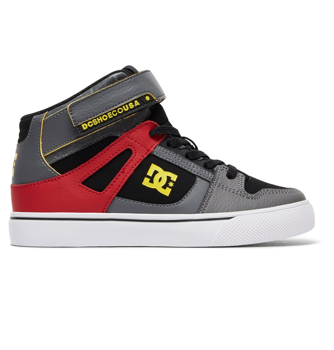 5de5fdce4a56 0 Kid s Spartan High SE EV High Top Shoes ADBS300270 DC Shoes