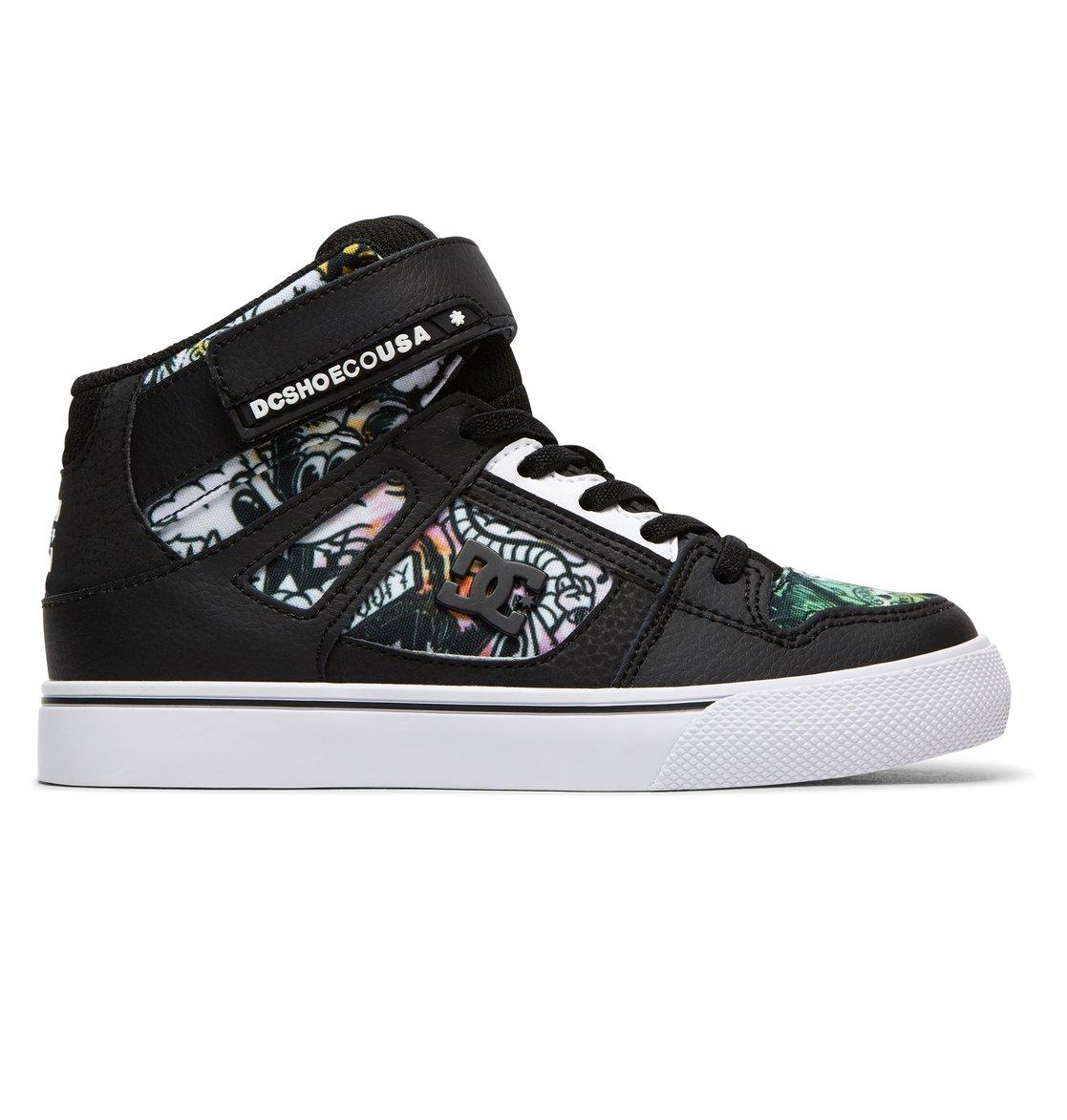 a4b4a305e77e 0 Boy s 8-16 Pure HT SE High-Top Shoes ADBS300325 DC Shoes