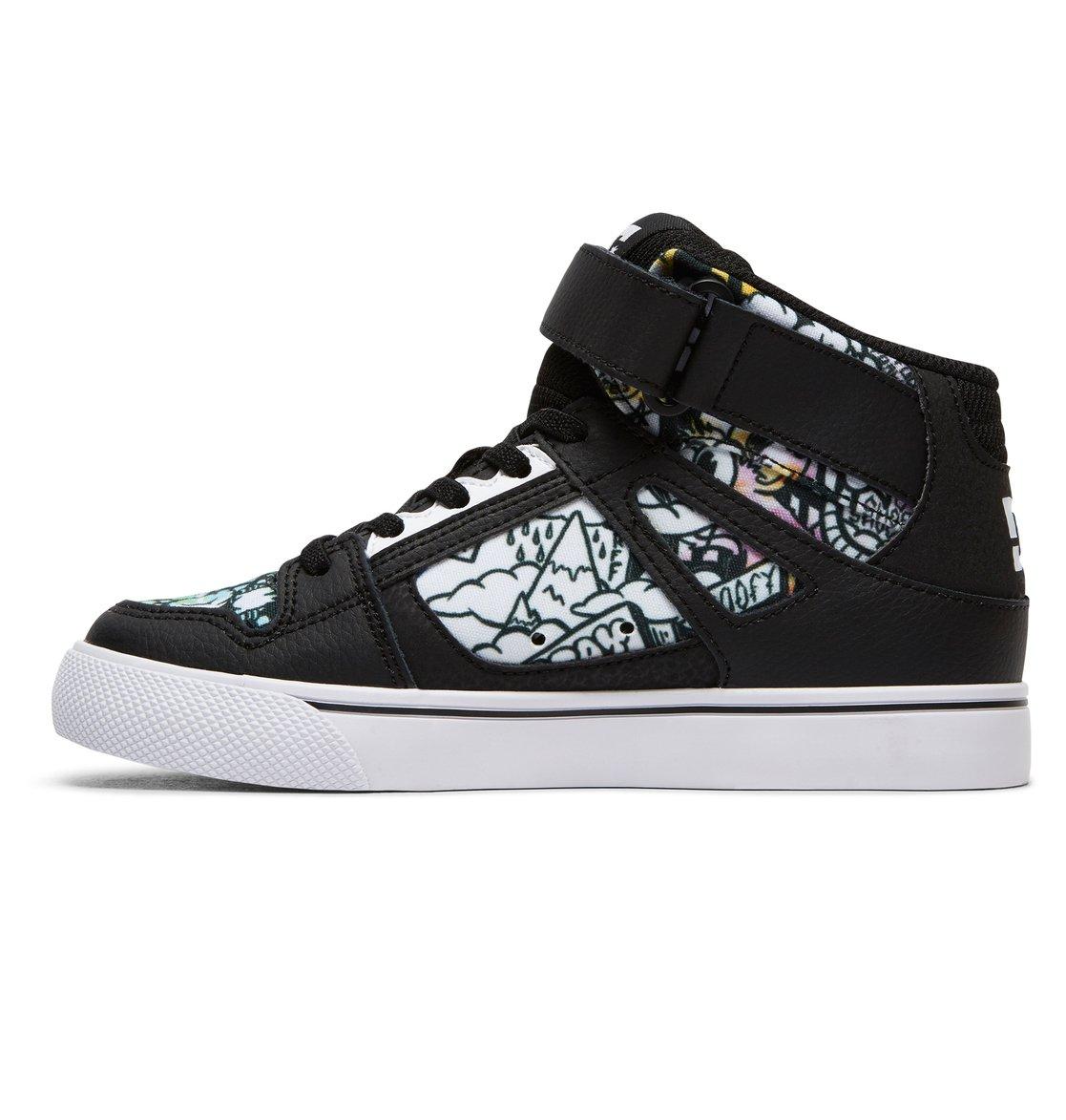 d6b1baf09a98 2 Boy s 8-16 Pure HT SE High-Top Shoes ADBS300325 DC Shoes