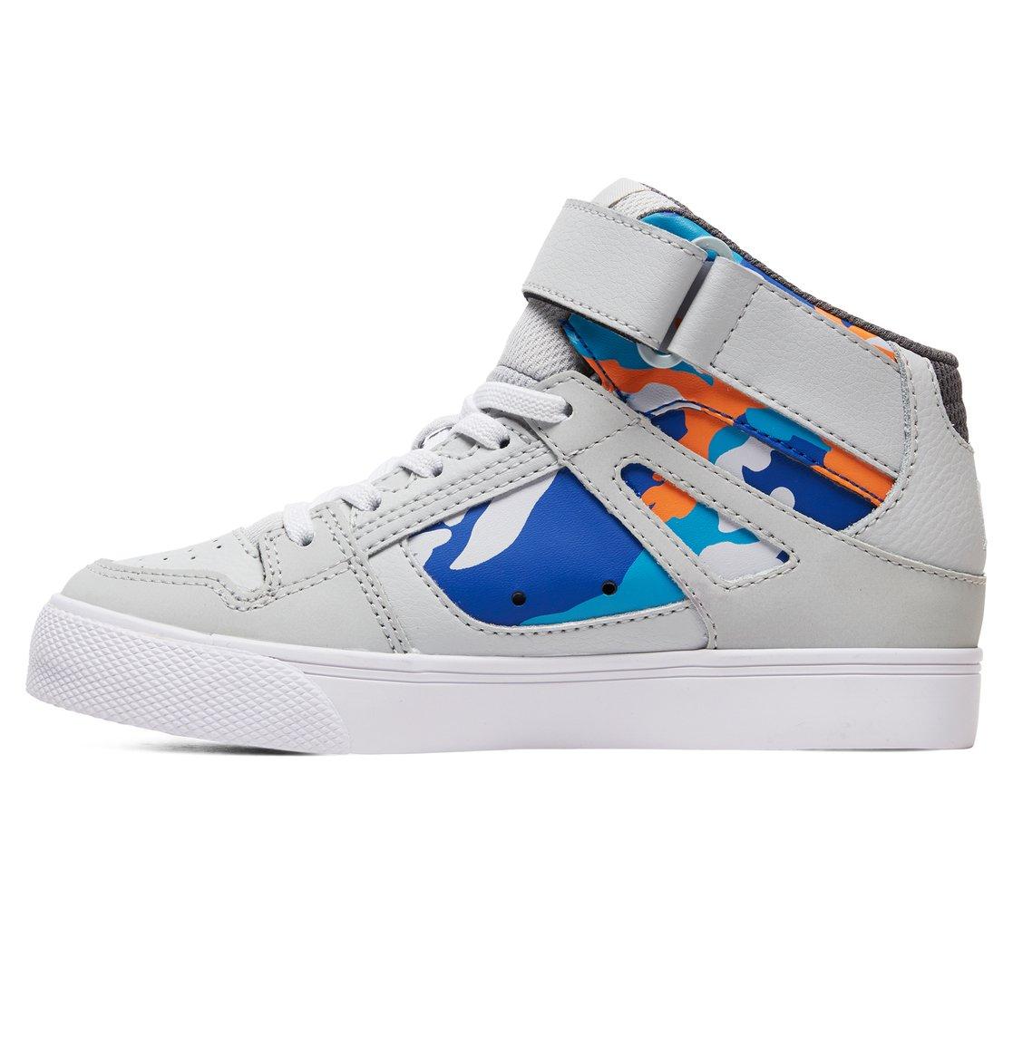 95e0129143ea 2 Pure Hi SE - High-Top Shoes for Kids Orange ADBS300325 DC Shoes