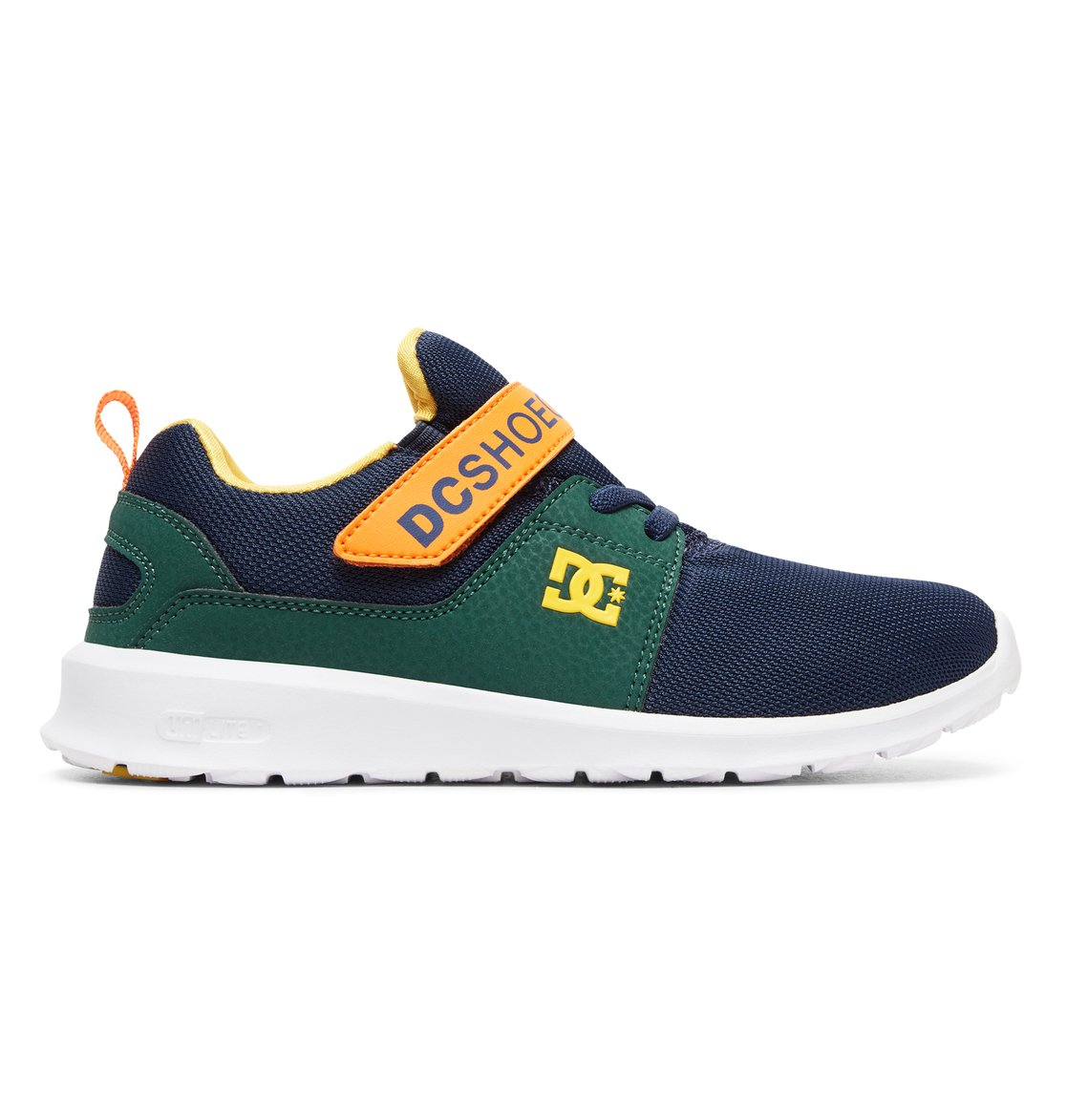 df7b785dd2da6 0 Heathrow EV - Zapatillas con Cordones Elásticos para Chicos Gris  ADBS700061 DC Shoes