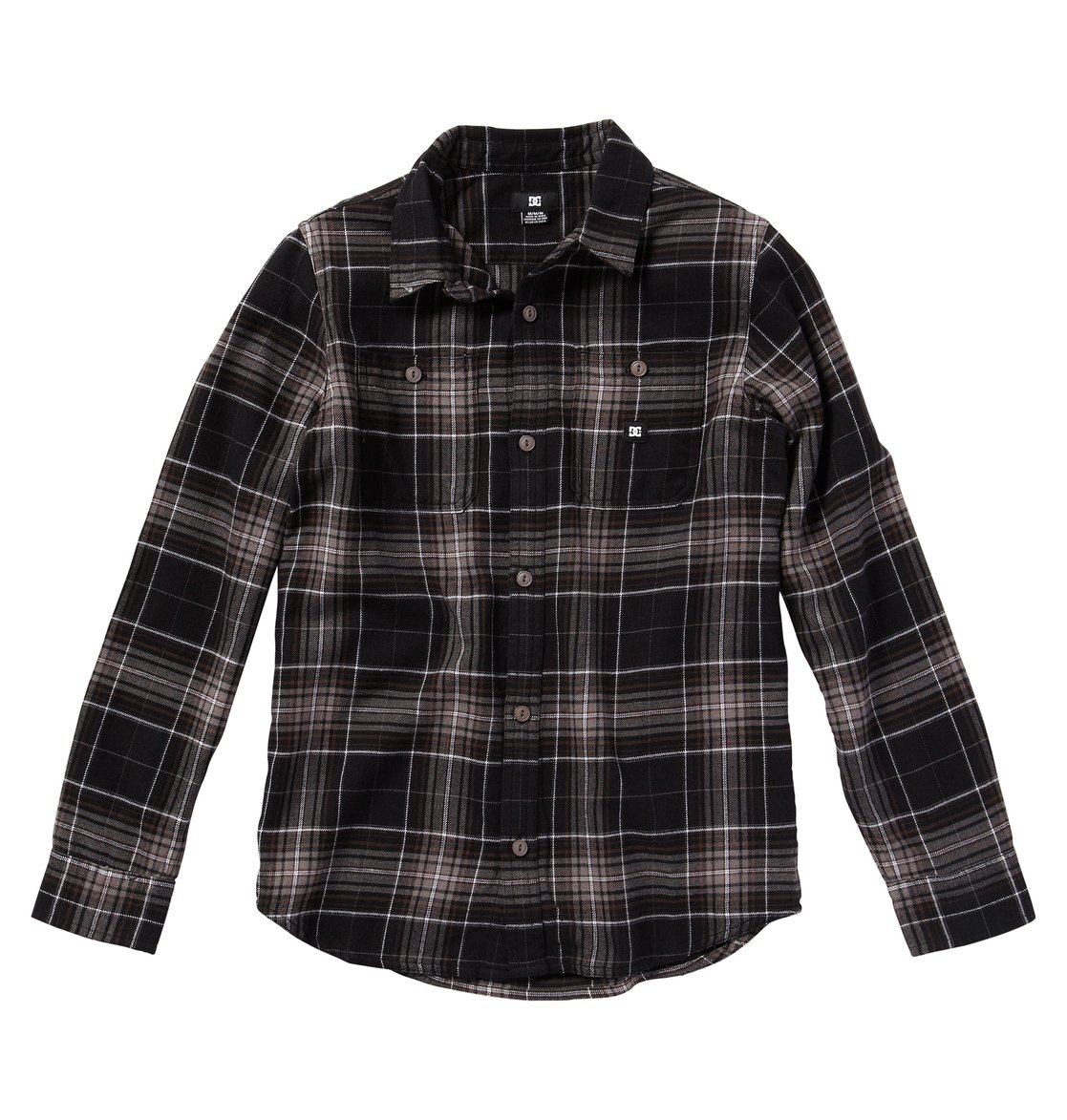4e6c7fe60 0 Boy's Kingsmen Shirt ADBWT00019 DC Shoes