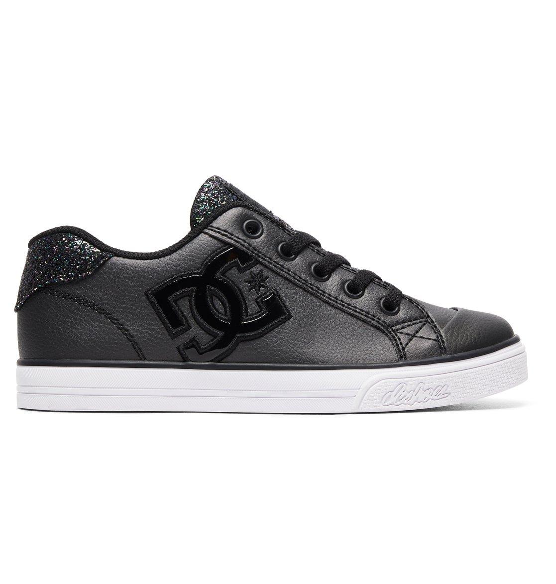 61913b3ec 0 Chelsea SE - Zapatos para Chicas Negro ADGS300042 DC Shoes