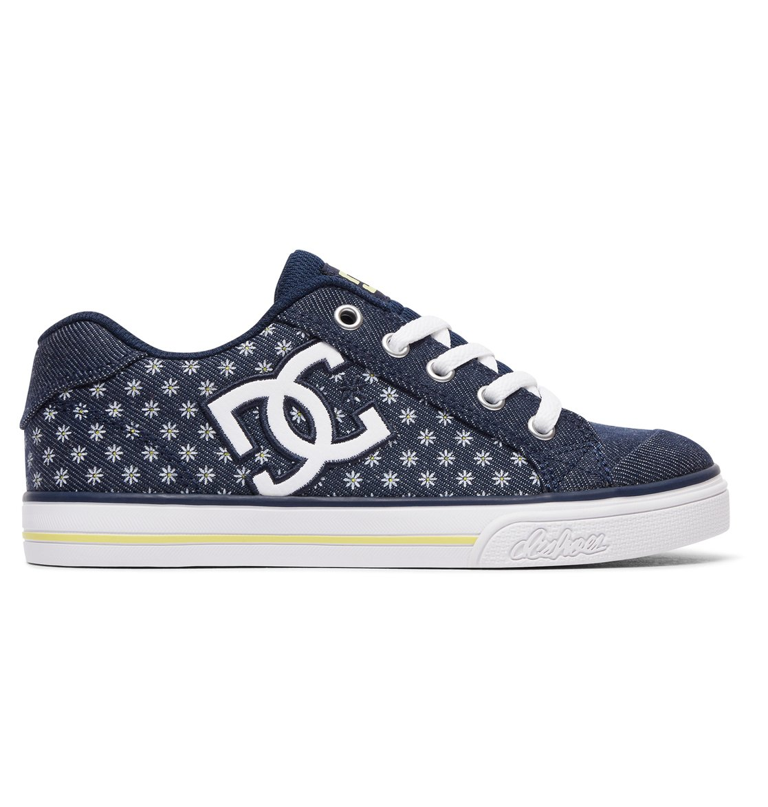 856dfbea7 0 Chelsea TX SP - Zapatos para Chicas Verde ADGS300054 DC Shoes
