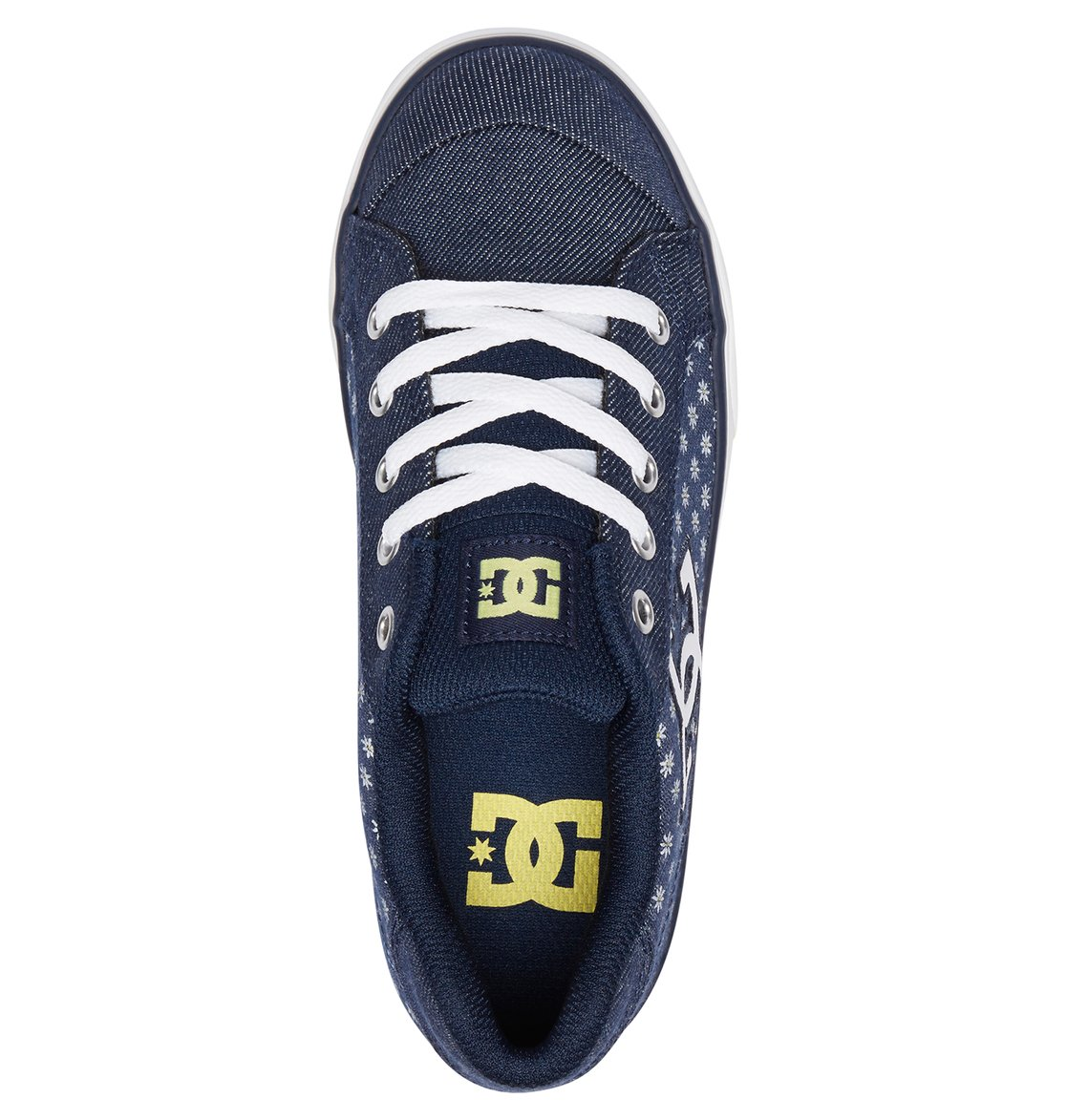 1d9a05f44 3 Chelsea TX SP - Zapatos para Chicas Verde ADGS300054 DC Shoes