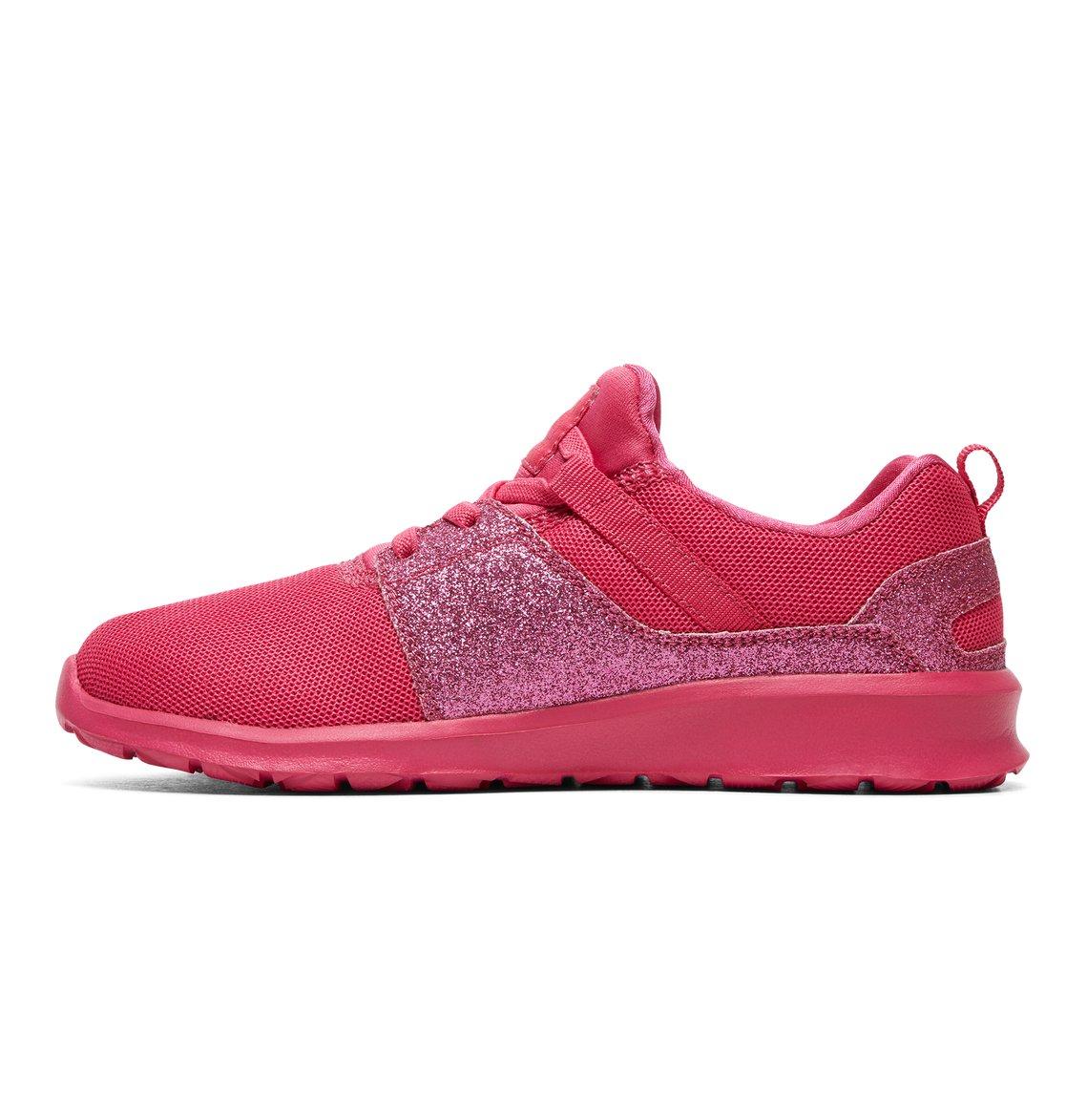 ca67f28ebd61 2 Girl s 8-16 Heathrow SE Shoes Pink ADGS700018 DC Shoes