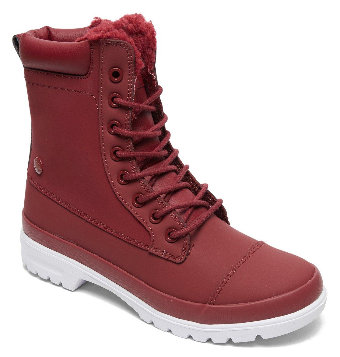 f9d9ec0771307 1 Amnesti WNT - Botas de invierno para Mujer Rojo ADJB300010 DC Shoes