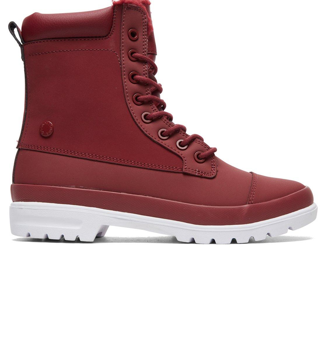 34d5ed11aea13 0 Amnesti WNT - Botas de invierno para Mujer Rojo ADJB300010 DC Shoes