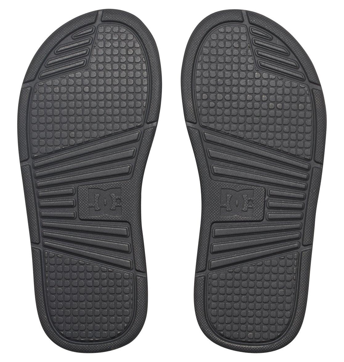 24a795542da0 3 Bolsa SE - Leather Slider Sandals for Women ADJL100008 DC Shoes