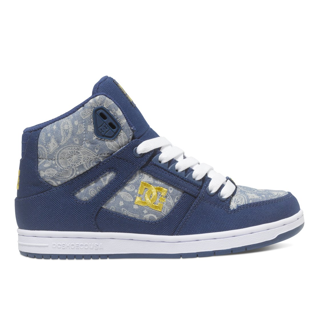 6913ab73c45a 0 Rebound High TX SE - High-Top Shoes for Women ADJS100065 DC Shoes