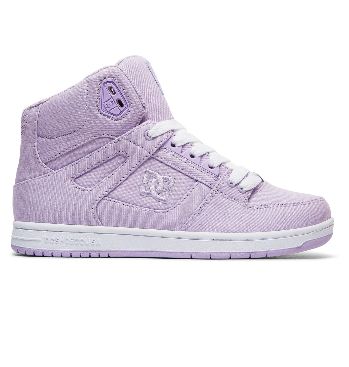 4fe2ca91faf1 0 Women s Pure TX High Top Shoes ADJS100114 DC Shoes