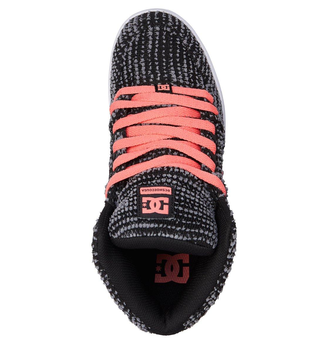 21612b0f28 3 Women s Pure TX SE High Top Shoes Black ADJS100115 DC Shoes
