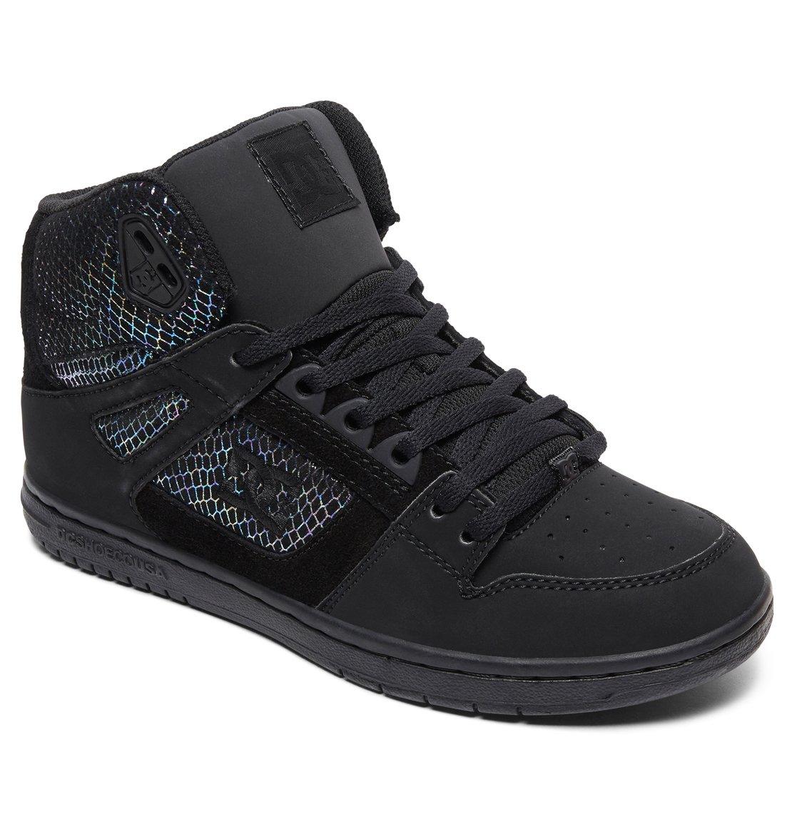 e43f3079b8a779 1 Women's Pure SE - High-Top Shoes ADJS100116 DC Shoes
