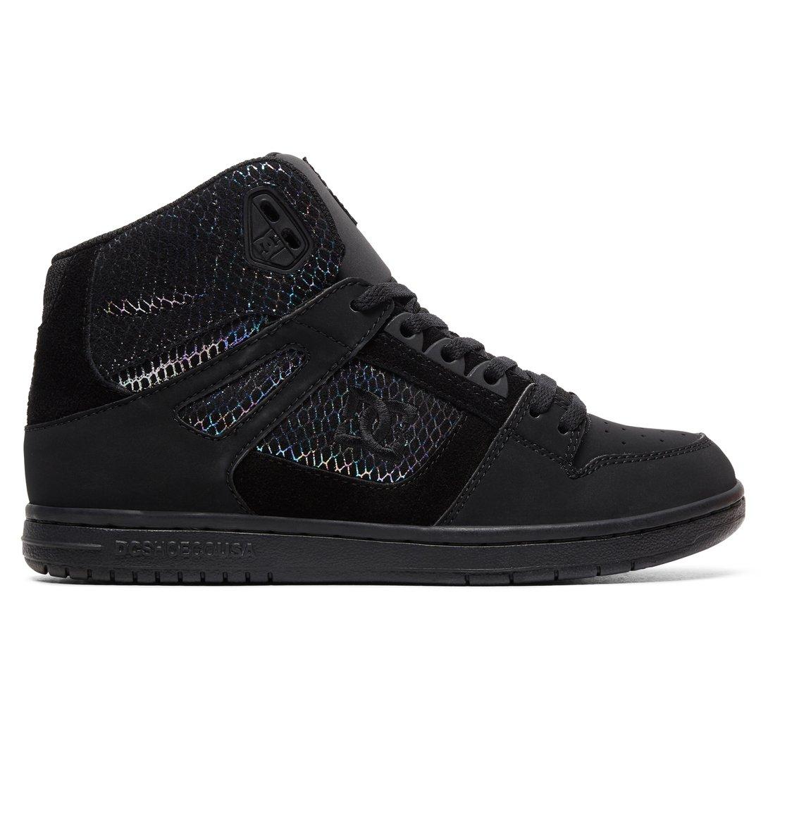 4d6aa6591c89bf 0 Women's Pure SE - High-Top Shoes ADJS100116 DC Shoes