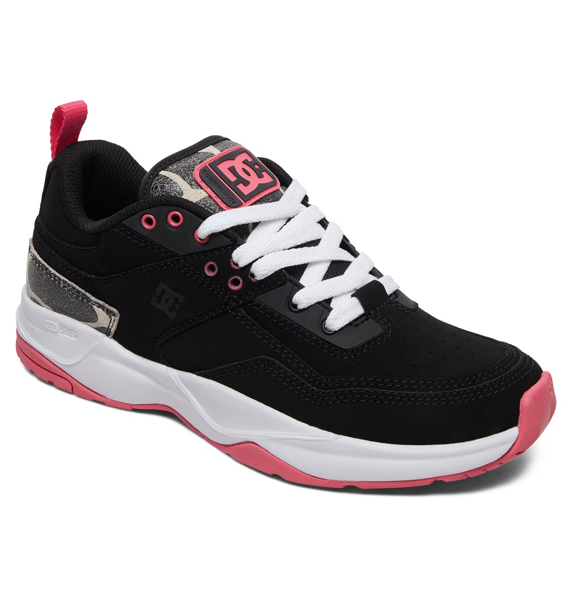 f14a9cf3b7 1 E.Tribeka SE Shoes Black ADJS200015 DC Shoes