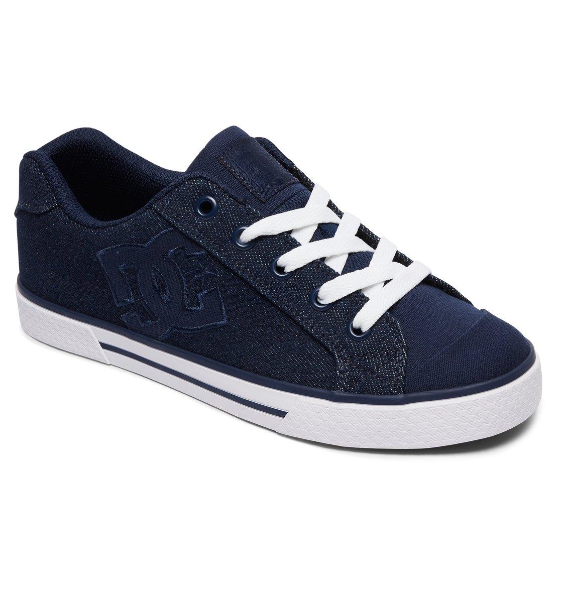 b02023d20def7 1 Women s Chelsea TX SE Shoes Blue ADJS300025 DC Shoes