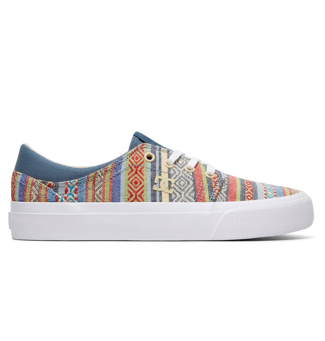 310ab7b593 0 Women's Trase TX SE Shoes Multicolor ADJS300080 DC Shoes