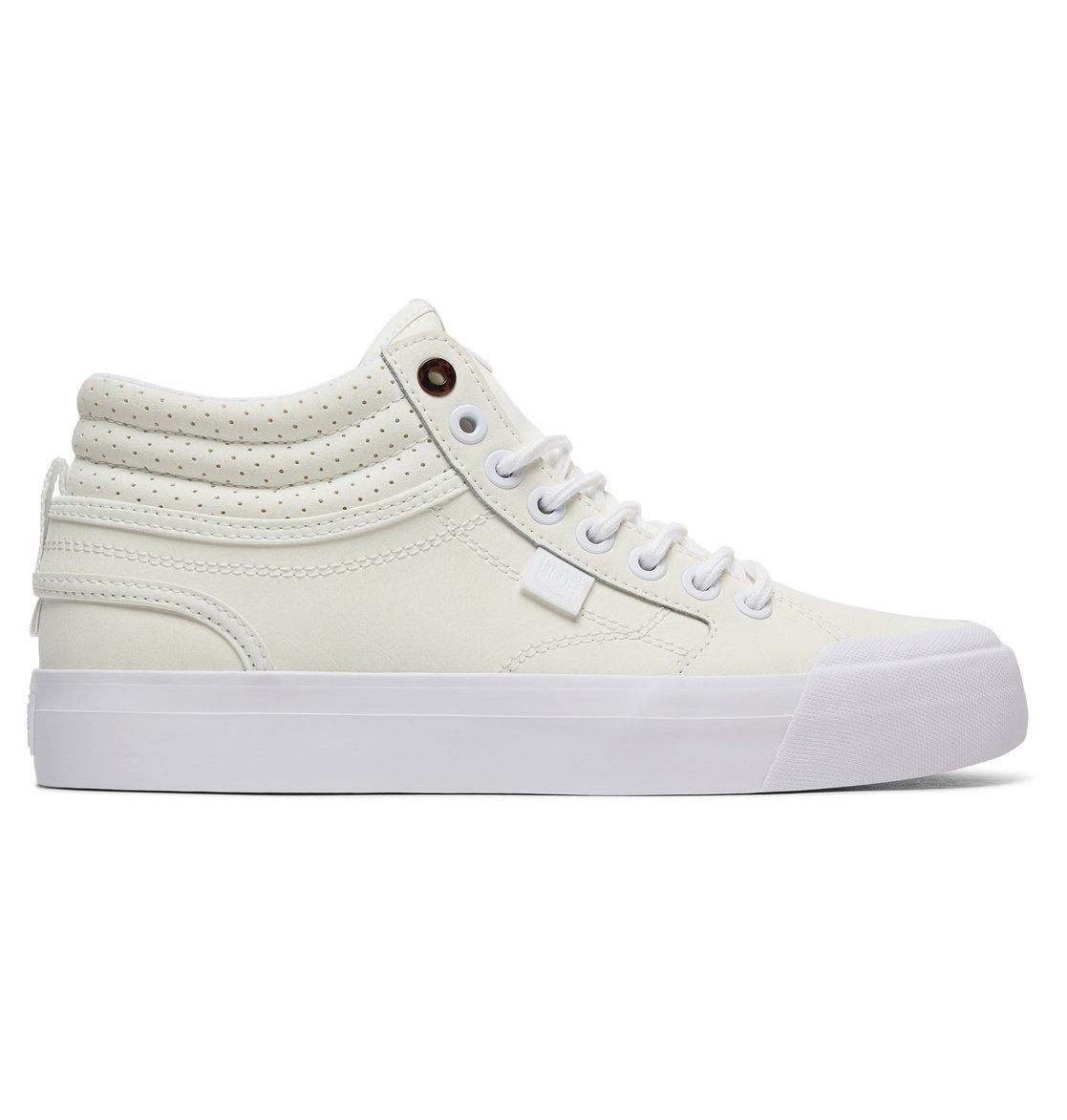 d4296465137f3 0 Evan HI SE - Zapatillas Altas para Mujer Blanco ADJS300182 DC Shoes