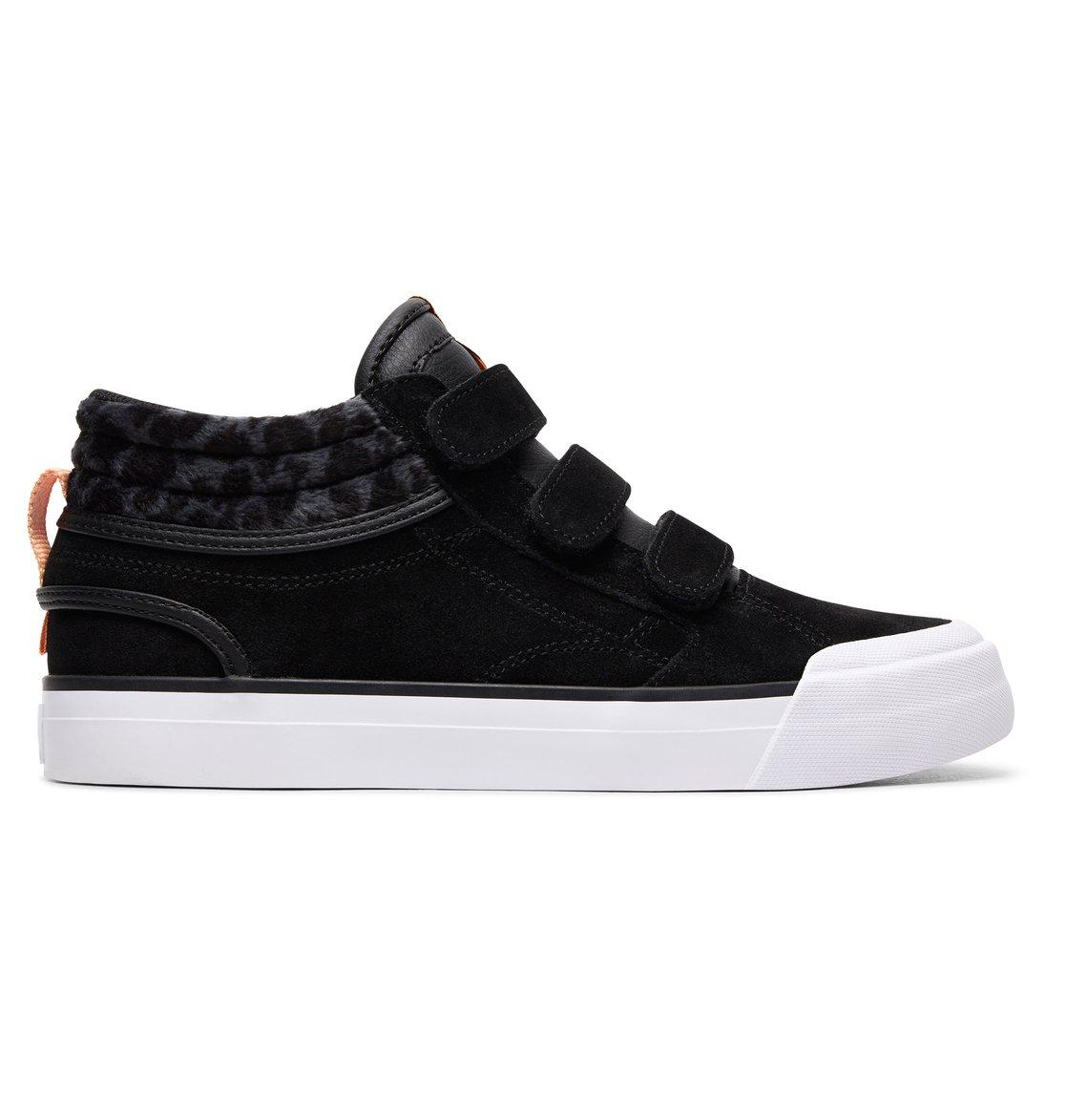 c3a733dfead7 0 Women's Evan Hi V SE - High-Top Shoes Black ADJS300200 DC Shoes