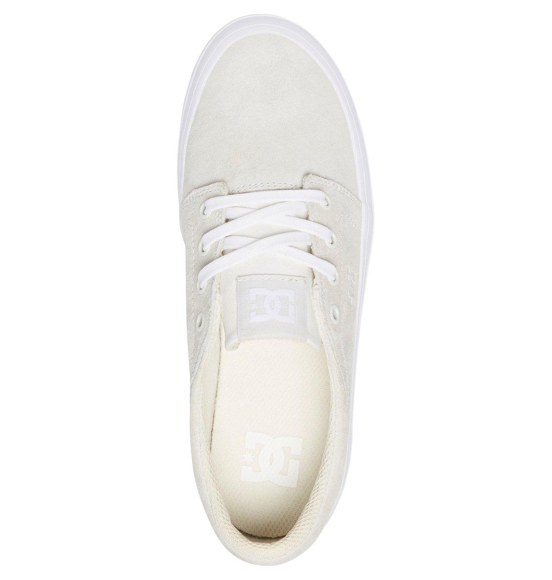 77610403de1 3 Trase Platform LE - Baskets pour Femme Blanc ADJS300218 DC Shoes