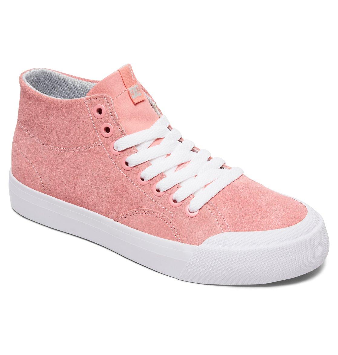 0ec61ee027fa8 1 Evan HI Zero SE - Zapatillas Altas para Mujer Rosa ADJS300222 DC Shoes
