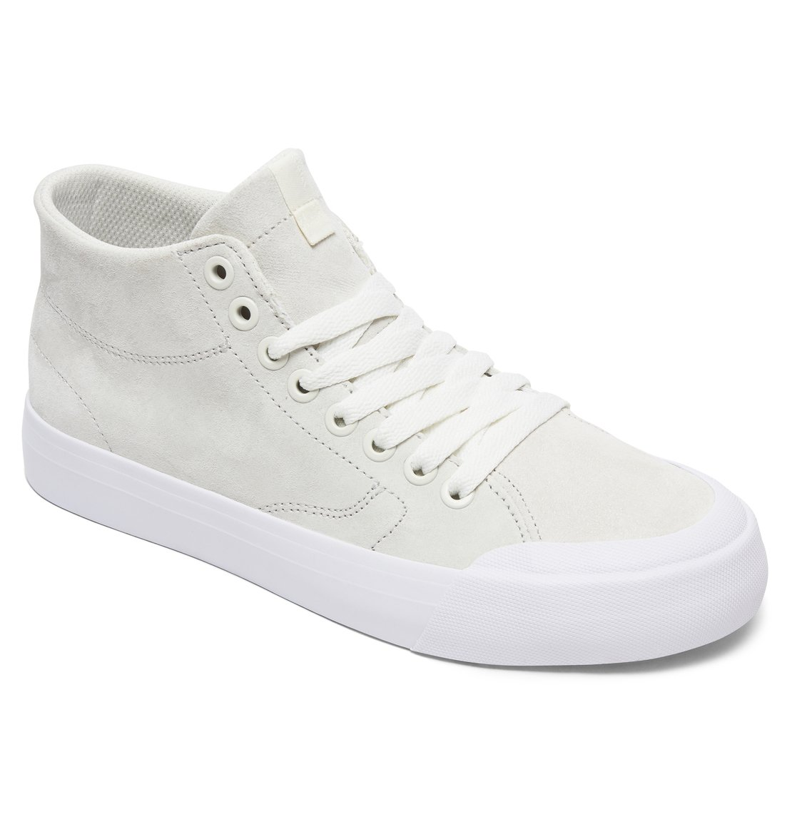 aa632d6ecbb0 1 Women's Evan Hi Zero - High-Top Leather Shoes White ADJS300225 DC Shoes