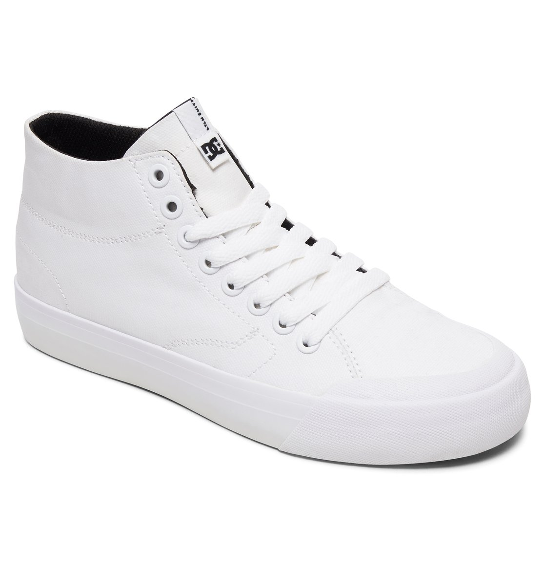 75ec3ceb368e 1 Women's Evan HI Zero TX - High-Top Shoes White ADJS300229 DC Shoes