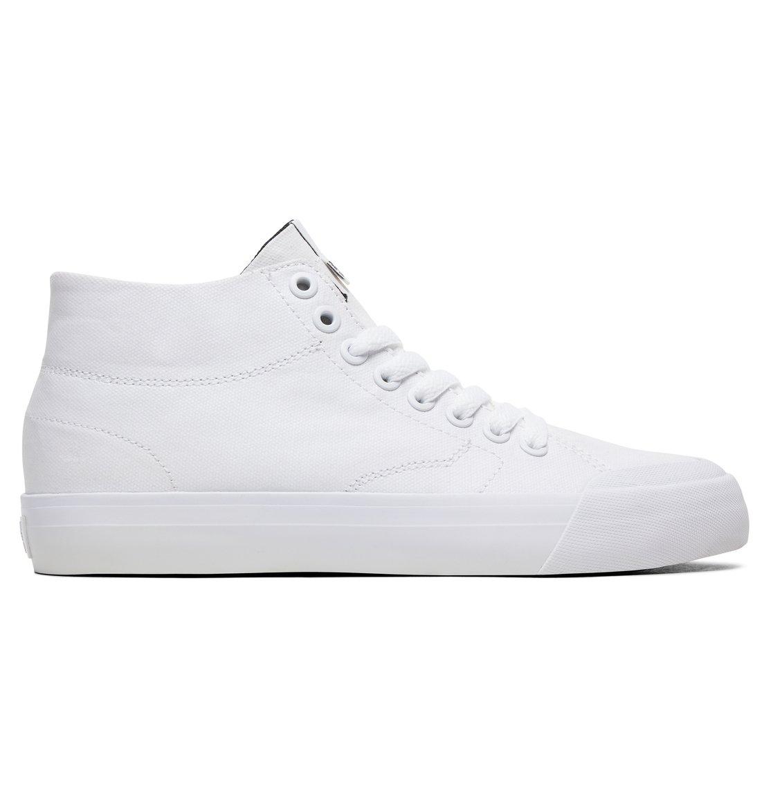 5310b63871c9e 0 Evan HI Zero TX - Zapatillas Altas para Mujer Blanco ADJS300229 DC Shoes