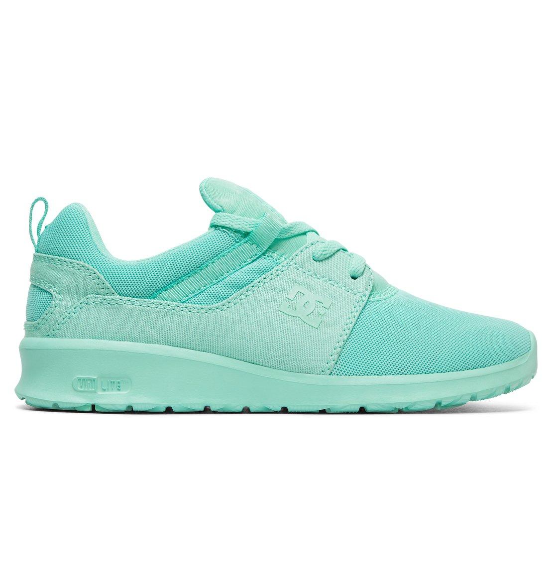113719155a 0 Women's Heathrow Shoes Green ADJS700021 DC Shoes