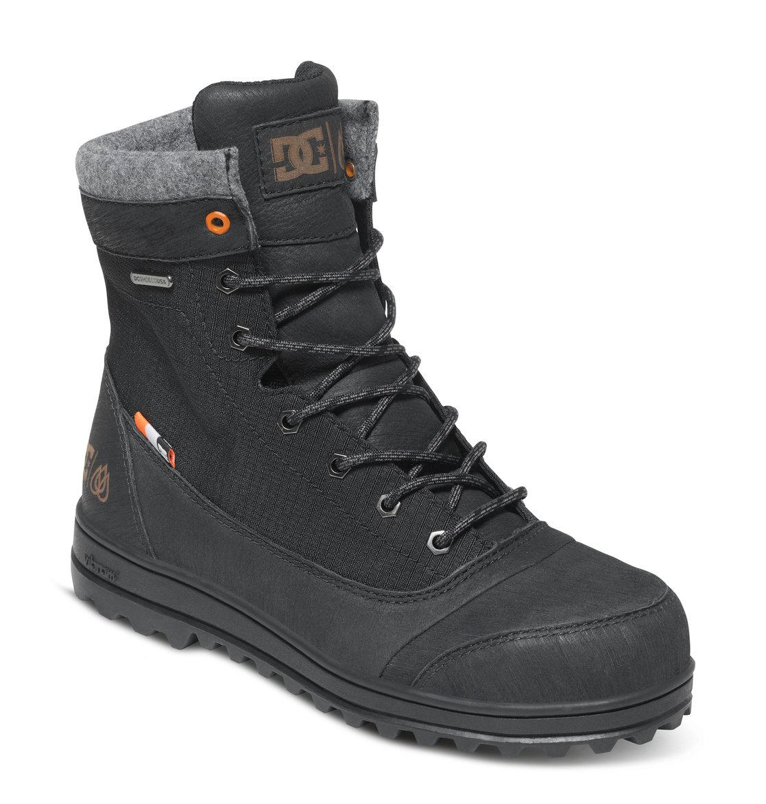 df4597fd454 Travis Waterproof Boots ADMB700012 | DC Shoes