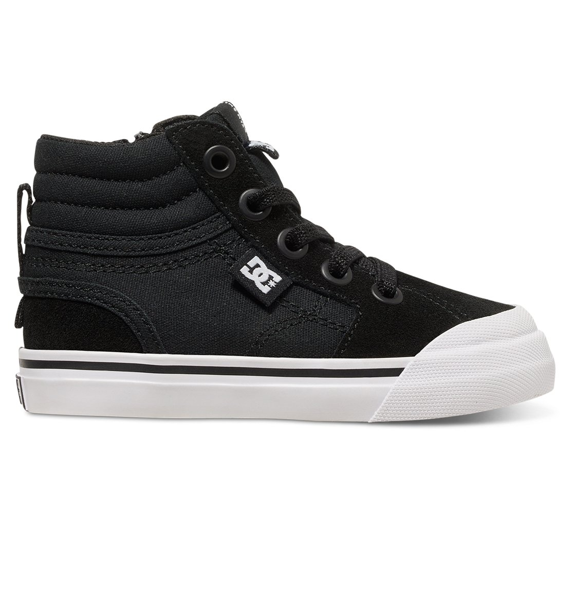 03fe0fa29fbe 0 Toddler Evan Hi High Top Shoes ADTS300023 DC Shoes
