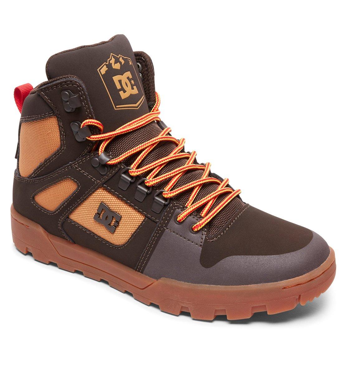 DC-Shoes-Pure-WNT-Chaussures-resistantes-a-l-039-eau-pour-Homme-ADYB100006 miniature 6