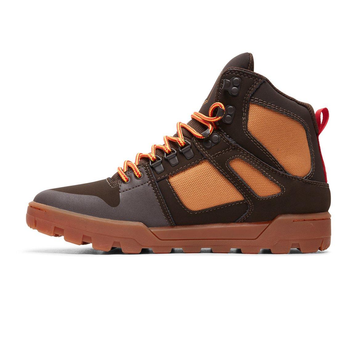 DC-Shoes-Pure-WNT-Chaussures-resistantes-a-l-039-eau-pour-Homme-ADYB100006 miniature 7