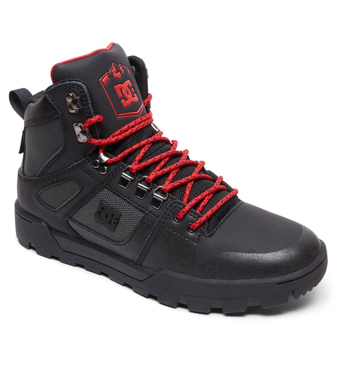 DC-Shoes-Pure-WNT-Chaussures-resistantes-a-l-039-eau-pour-Homme-ADYB100006 miniature 11