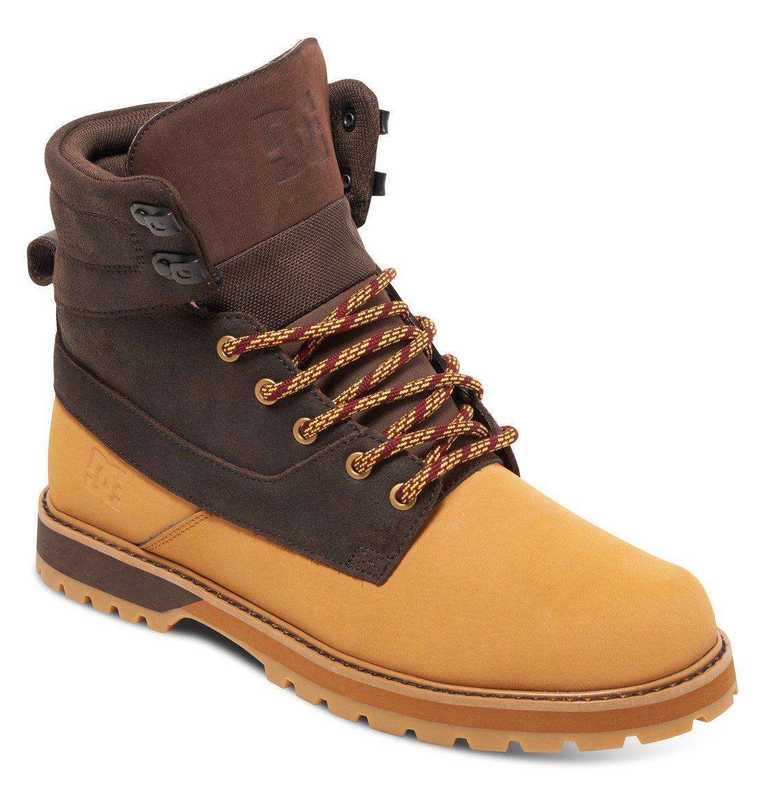 99ff7ca5ac1 Uncas Lace Up Boots ADYB700009 | DC Shoes