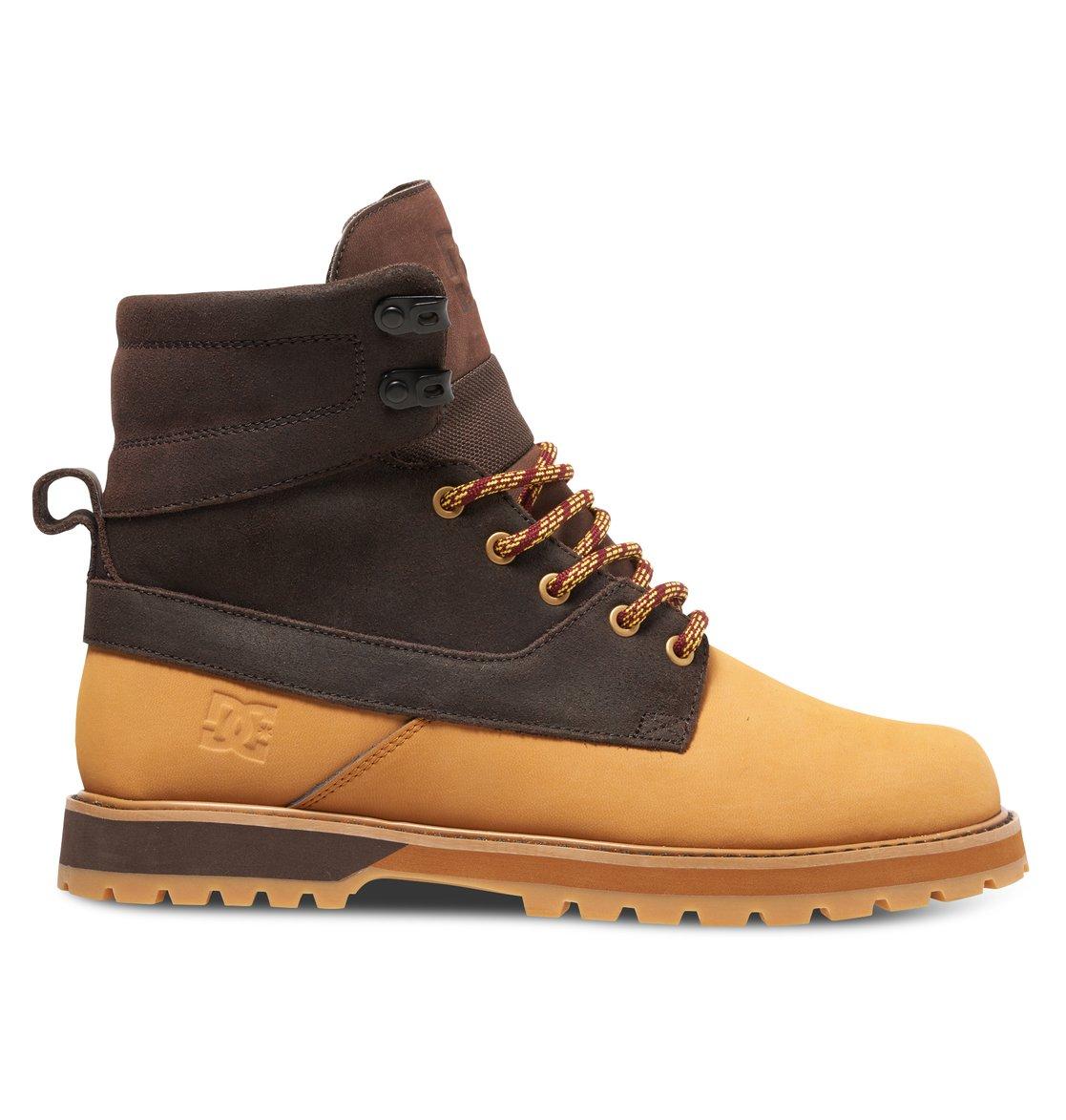 dfca22d31cf0 0 Uncas Lace Up Boots ADYB700009 DC Shoes