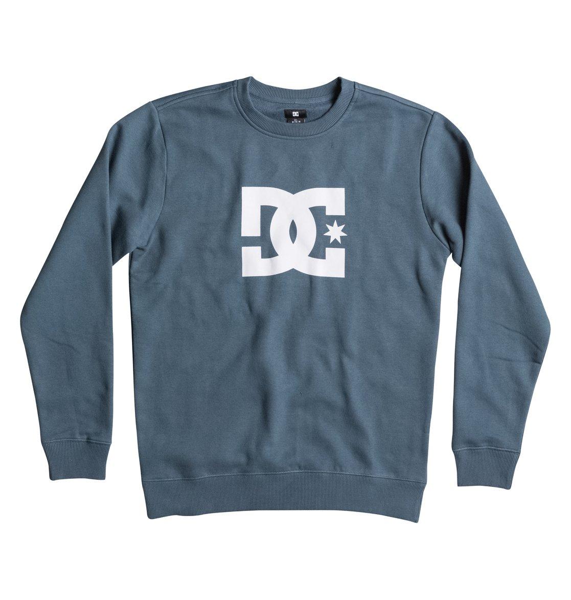 de84ec6c238a 0 Star Crew Sweatshirt ADYFT03007 DC Shoes